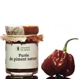 Purée de piment nature