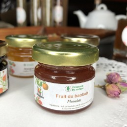 Confiture du fruit du baobab